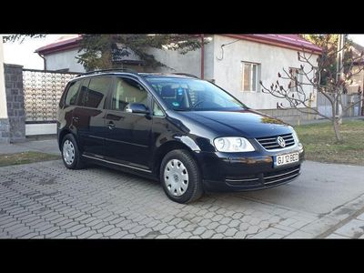 second-hand VW Touran 1.9 TDI 105 CP