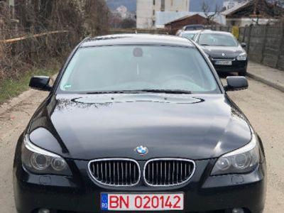 second-hand BMW 530 e61