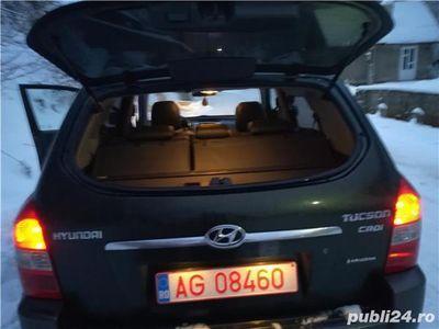 brugt Hyundai Tucson 2wd motor 2000cm3 140cp