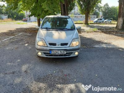 second-hand Renault Scénic 1.9 diesel accept variante