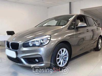 second-hand BMW 218 din 2015