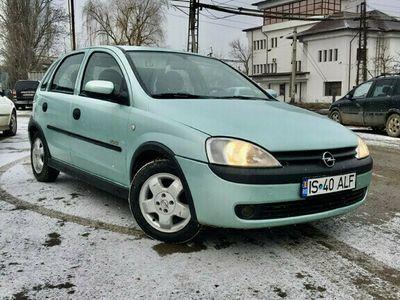 second-hand Opel Corsa C Elegance