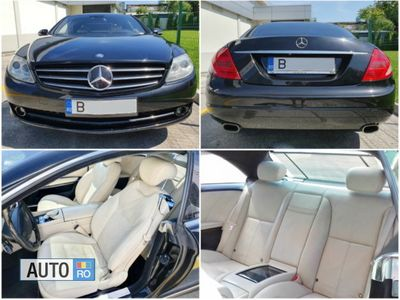 second-hand Mercedes CL500