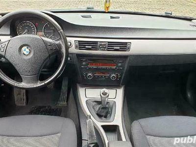 second-hand BMW 320 diesel din 2007