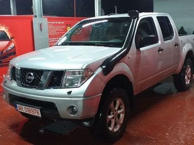 second-hand Nissan Navara