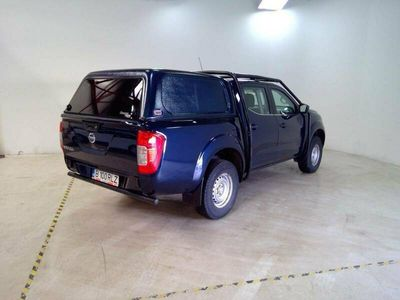 second-hand Nissan Navara 2.3 Dci 160cp 4wd Double Cab Visia
