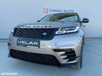 second-hand Land Rover Range Rover Velar