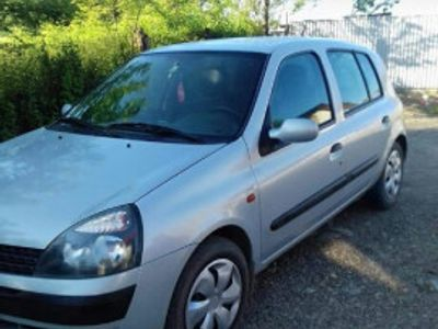 brugt Renault Clio 2003 1.5 dci euro 3.negociabil