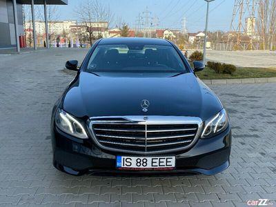 second-hand Mercedes E220 cdi 2017 accept variante !!!