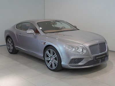 second-hand Bentley Continental GT V8