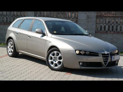 second-hand Alfa Romeo 159 SW - an 2007, 1.9 Jtdm (Diesel)