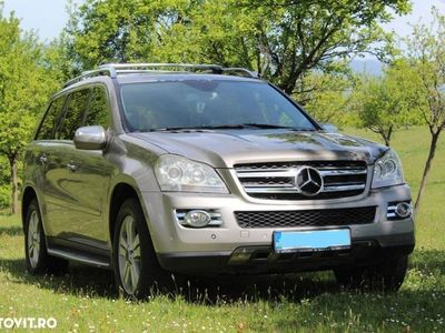 second-hand Mercedes GL420 GL