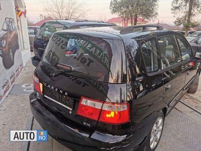 second-hand Kia Carens diesel 2005