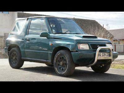 second-hand Suzuki Vitara 4x4 Cabrio
