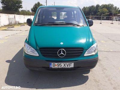 second-hand Mercedes Vito 109