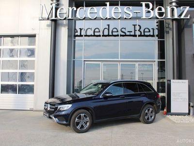 second-hand Mercedes GLC220 d 4MATIC