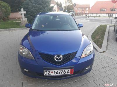 second-hand Mazda 3 1.6 diesel 2007