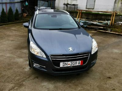 second-hand Peugeot 508 SW 1.6 diesel 112 cp fab 2012