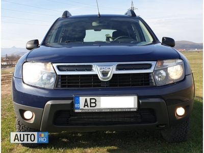second-hand Dacia Duster diesel 1,5 DCI