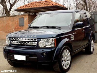 second-hand Land Rover Discovery