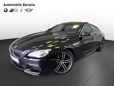second-hand BMW 640 D XDRIVE