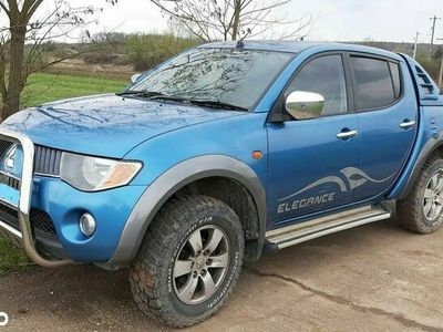 second-hand Mitsubishi L200 Pick