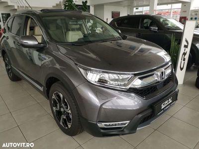 second-hand Honda CR-V 2.0