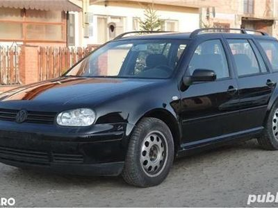 second-hand VW Golf IV Variant
