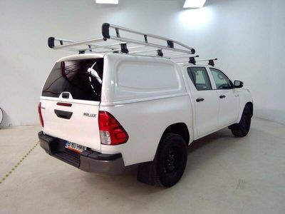 second-hand Toyota HiLux 2.4 D 150CP 4x4 Double Cab Comfort