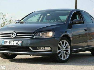 second-hand VW Passat DSG - an 2014, 2.0 Tdi (Diesel)