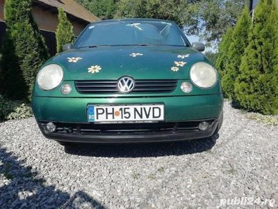 second-hand VW Lupo