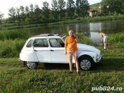 second-hand Citroën 2CV