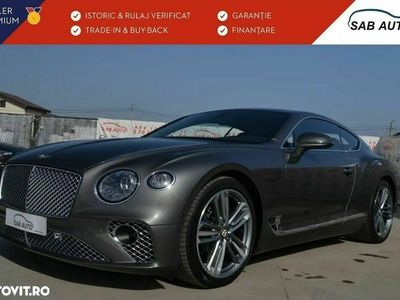 second-hand Bentley Continental New