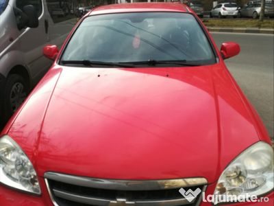 second-hand Chevrolet Lacetti autoturism unic proprietar