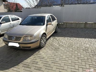 second-hand VW Bora