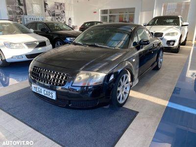 second-hand Audi TT 8N