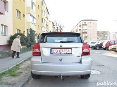 second-hand Dodge Caliber 2.0Cdr 140cp