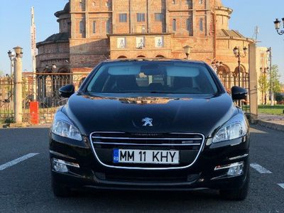 second-hand Peugeot 508 hybrid