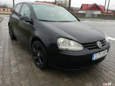 second-hand VW Golf V 1.9 tdi