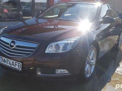 second-hand Opel Insignia 2.0CDTI 160CP EURO 5 Unic Proprietar Navi Xen