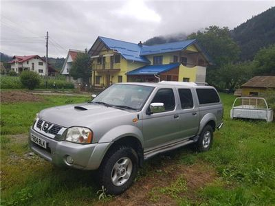 second-hand Nissan Navara D22