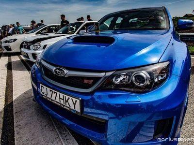 second-hand Subaru Impreza STI