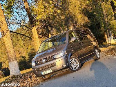second-hand VW Multivan