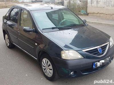 second-hand Dacia Logan 1.5 benzină 2005