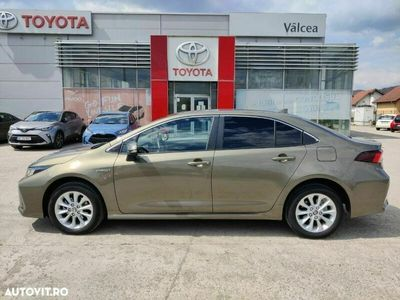 second-hand Toyota Corolla Sedan