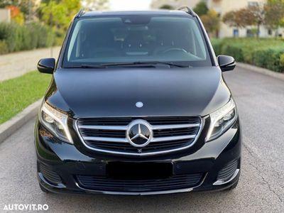 second-hand Mercedes V250 V