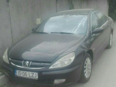 second-hand Peugeot 607