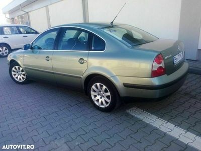 second-hand VW Passat B5
