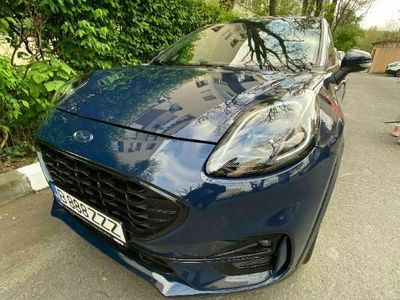 second-hand Ford Puma 1.0
