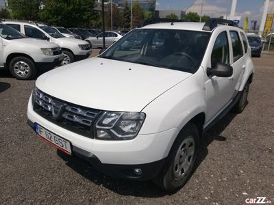 second-hand Dacia Duster 2016